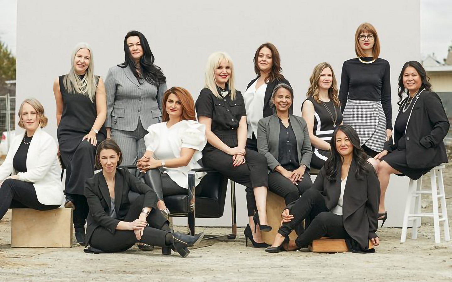 "Reina is a solid example of women's representation and strength in the business. It stands tall at 9-storeys high, as the first-ever all women-led project in Canada and borrows its unique name from the Spanish term for ""Queen"". - Sheet2"