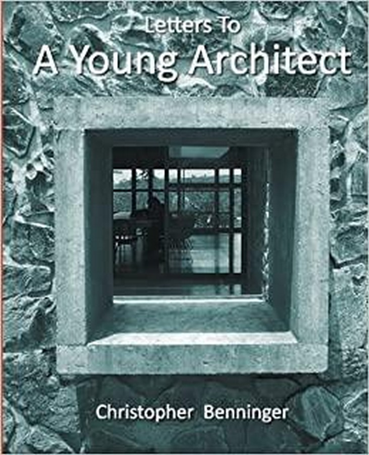 Book review: Letters To A Young Architect by Christopher Benninger - Sheet2