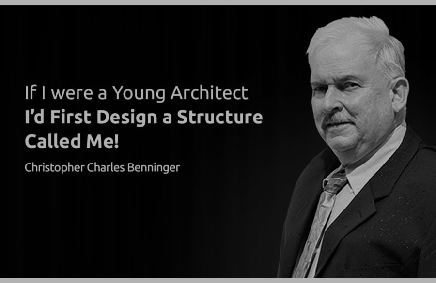 Book review: Letters To A Young Architect by Christopher Benninger