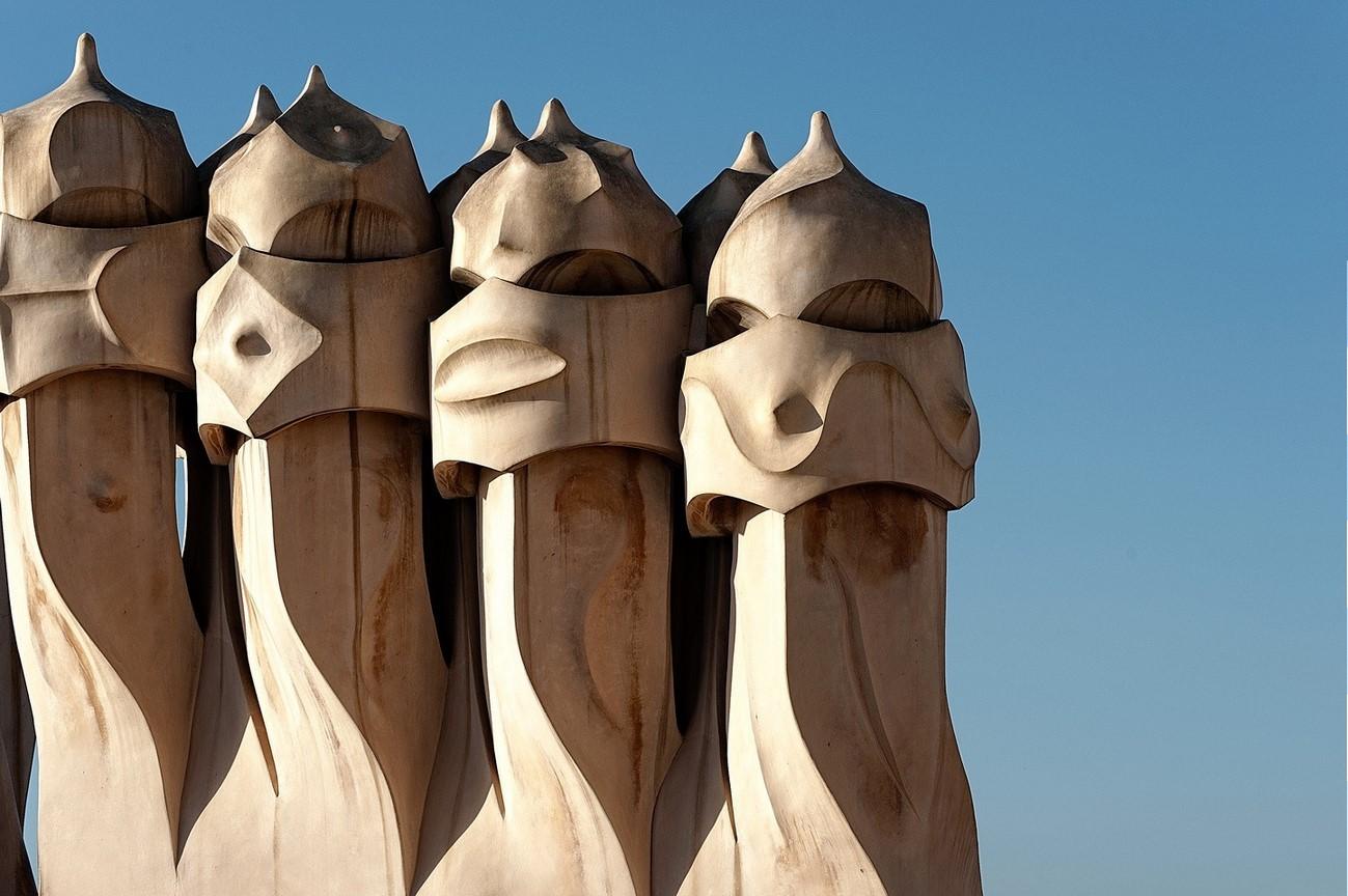 Antoni Gaudi - Sheet4