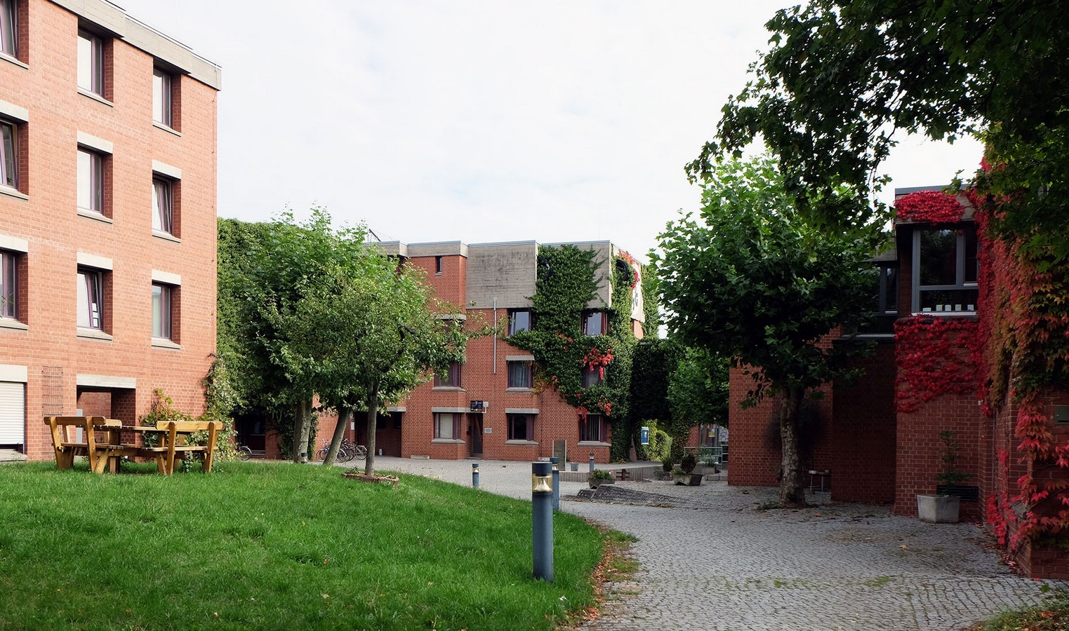 Centre of the Protestant Student community and University Church