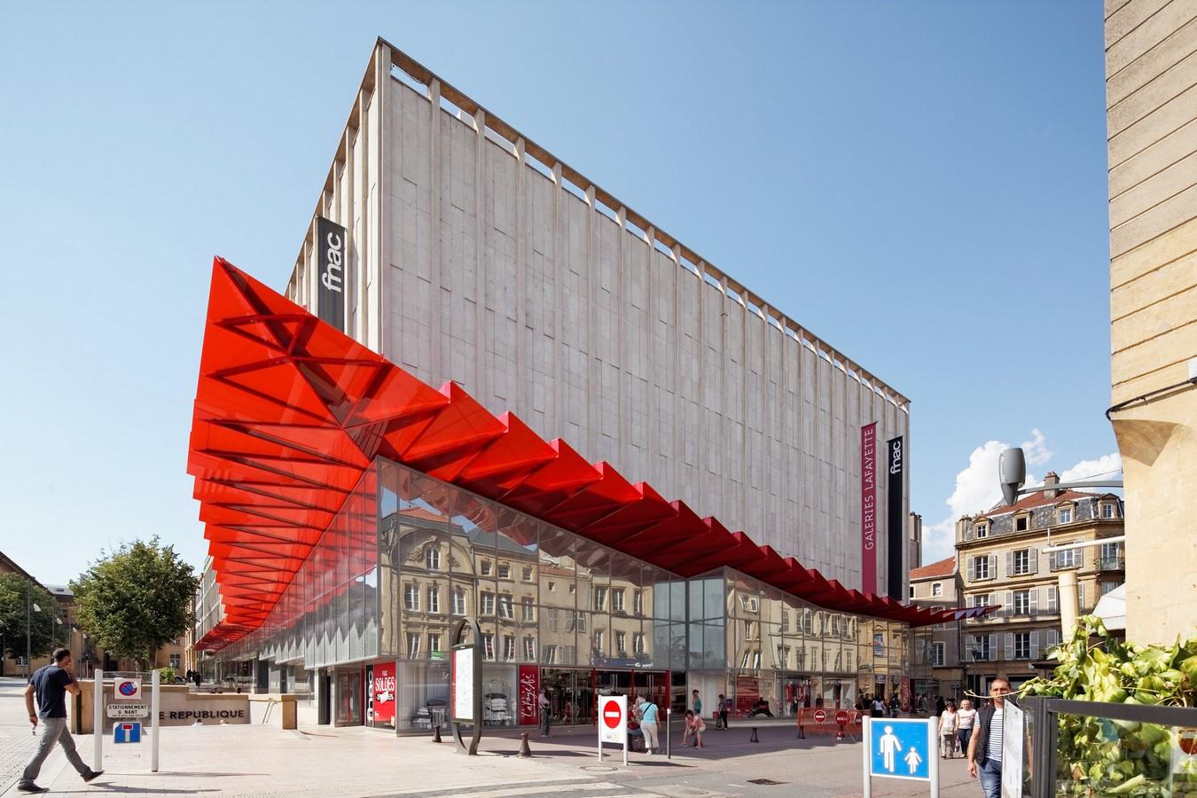 Arquitectura de Manuelle Gautrand