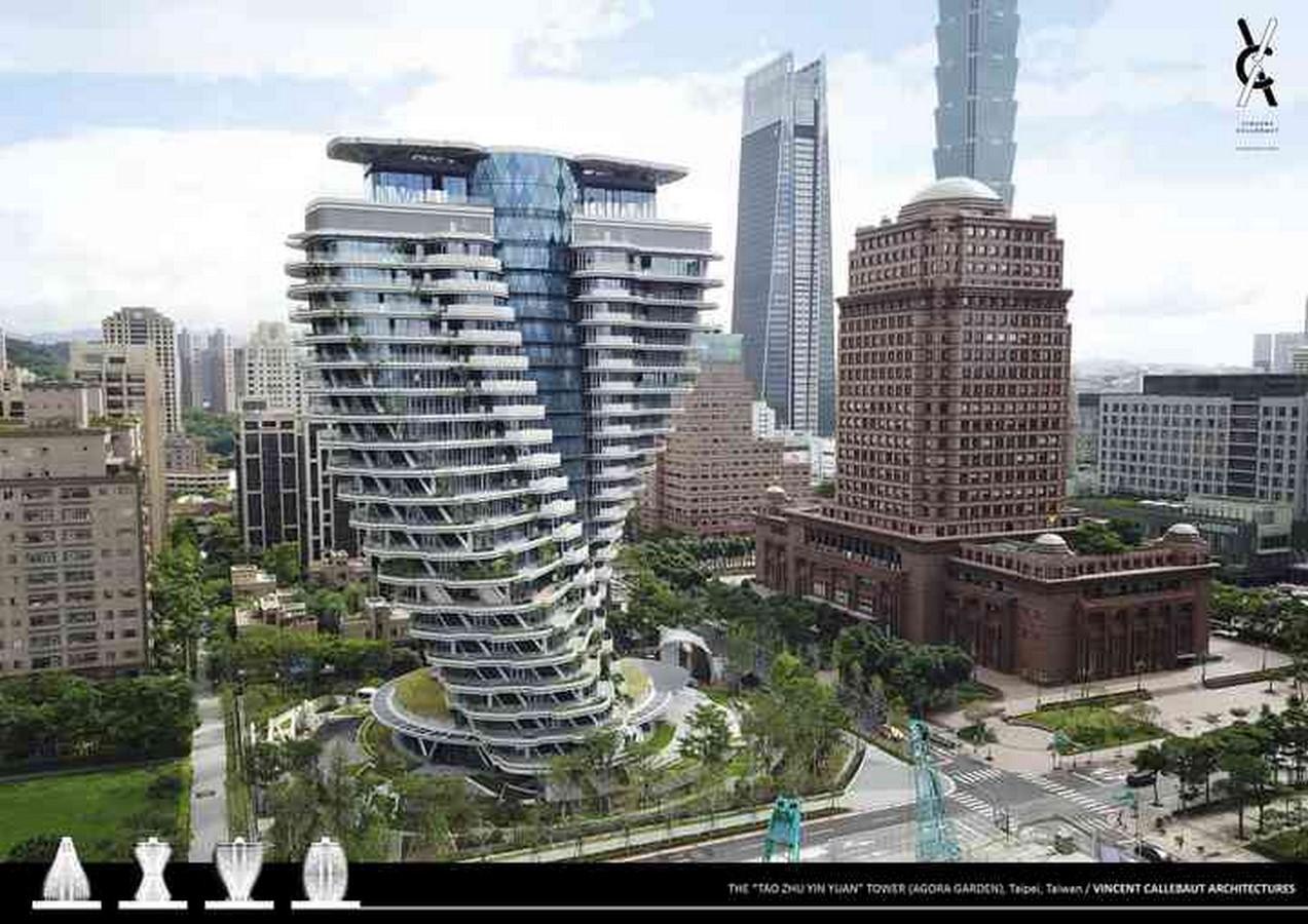 Vincent Callebaut Arquitectura