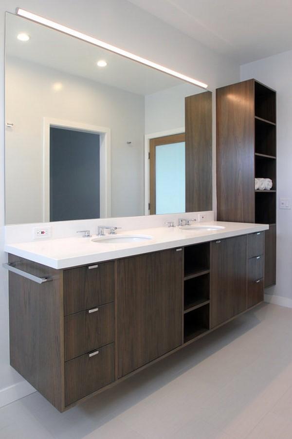 Spa-inspired master bath- sheet2