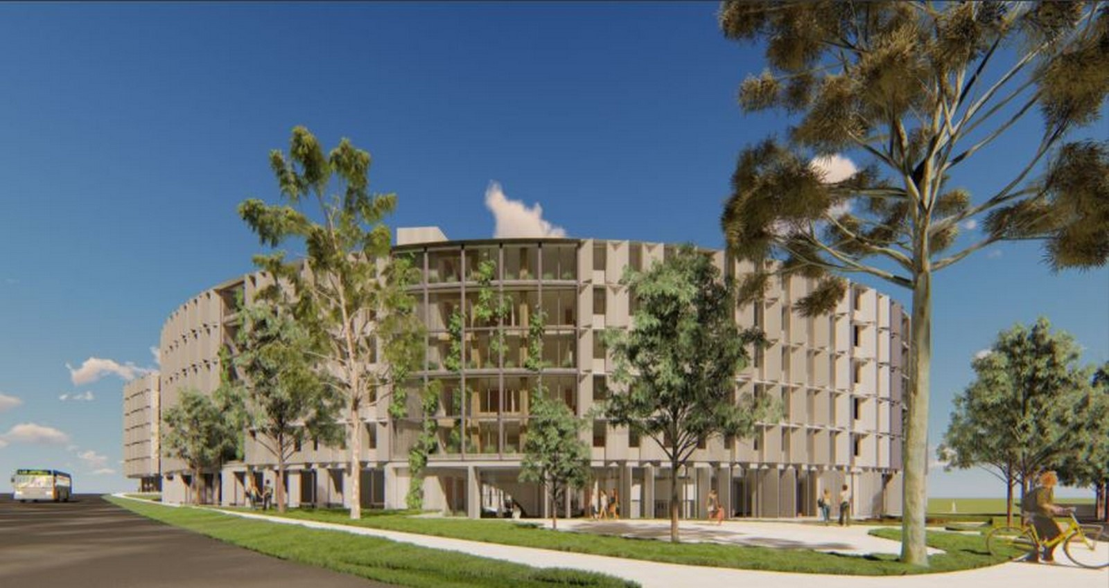 Student Accommodation by JCB Architects- Sheet1