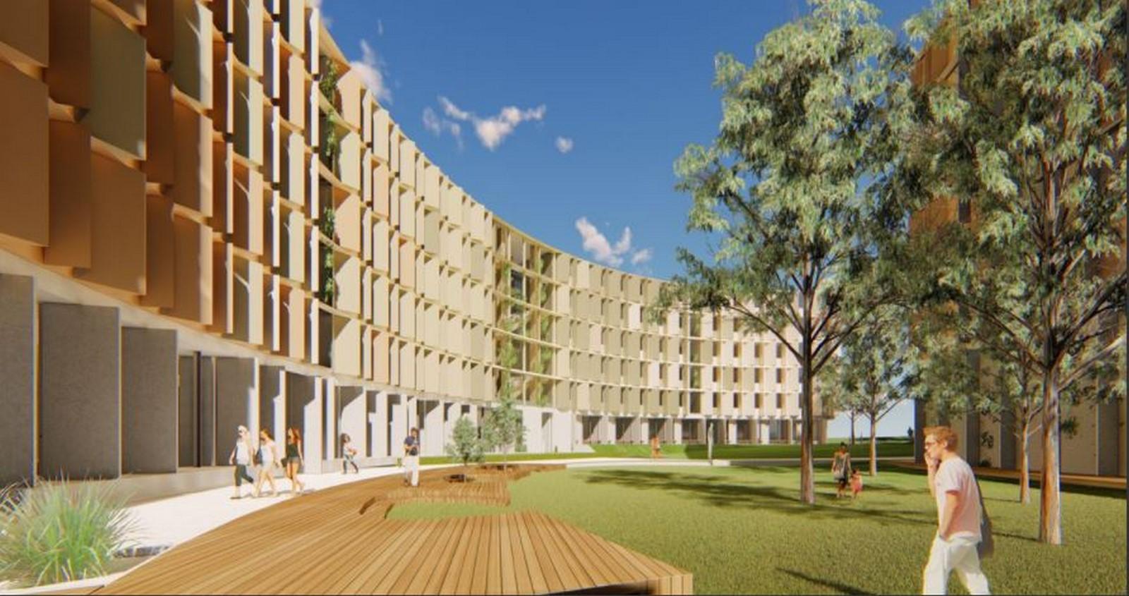 Student Accommodation by JCB Architects- Sheet2