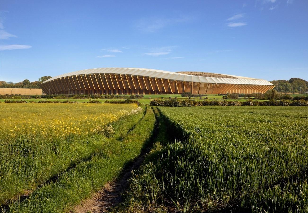 Timber Stadium by Zaha Hadid- Sheet2