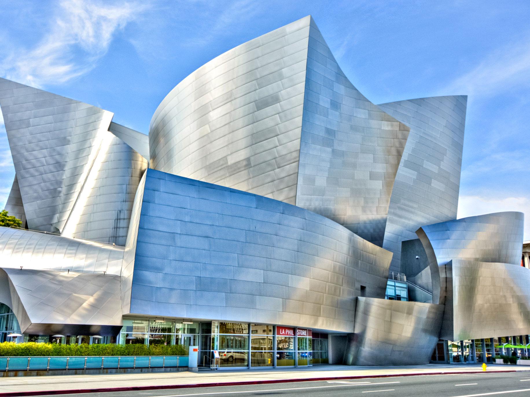 Frank Gehry Sheet 2