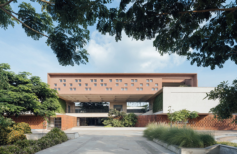 The Northstar School by Shanmugam Associates