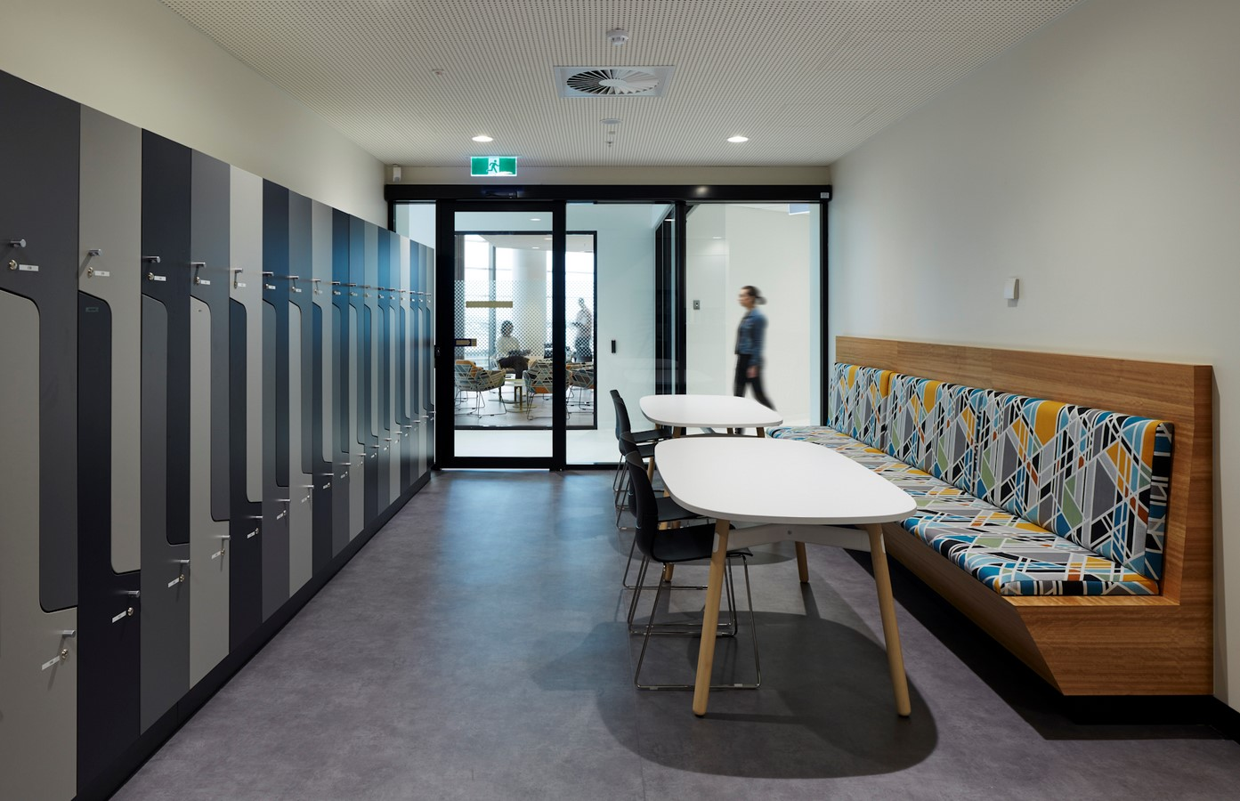 University of Adelaide SA Dental Service Hospital by DesignInc and Cox Architecture - sheet1