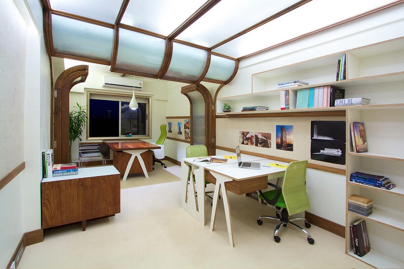 Studio Hinge Office, Mumbai - Sheet2