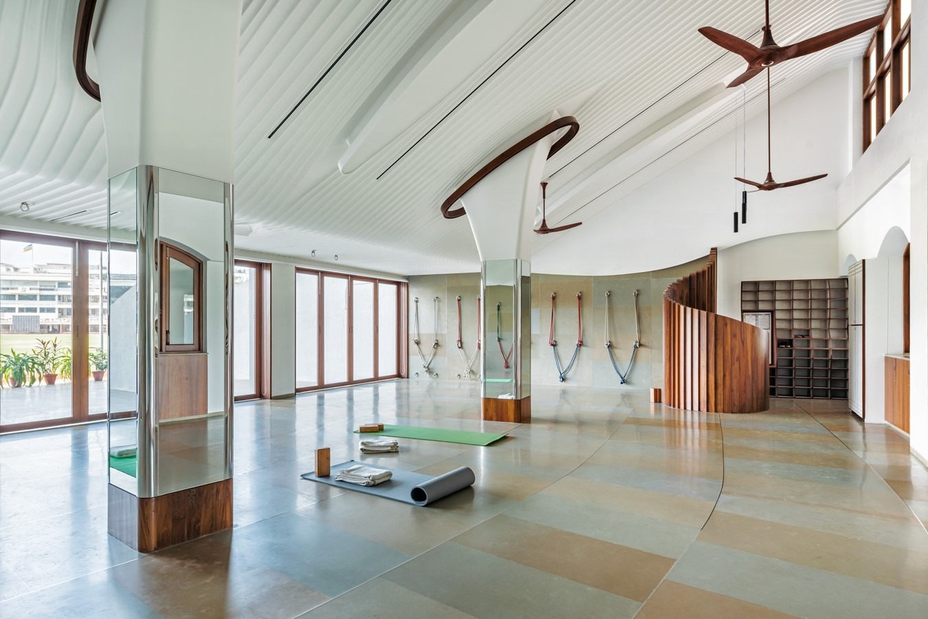 Yoga studio, Cricket Club of India, Mumbai - Sheet1
