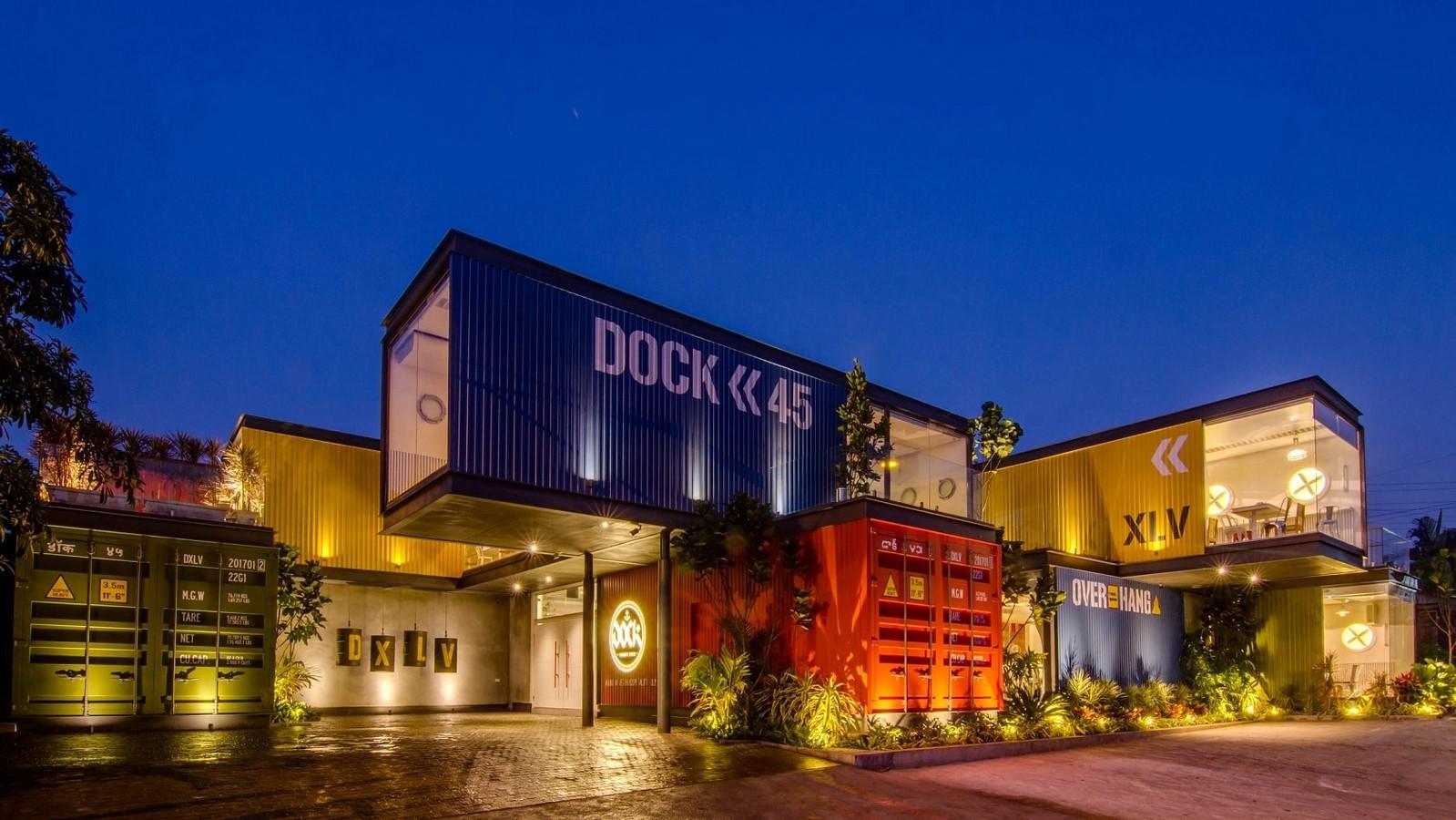 Dock 45 - Sheet2