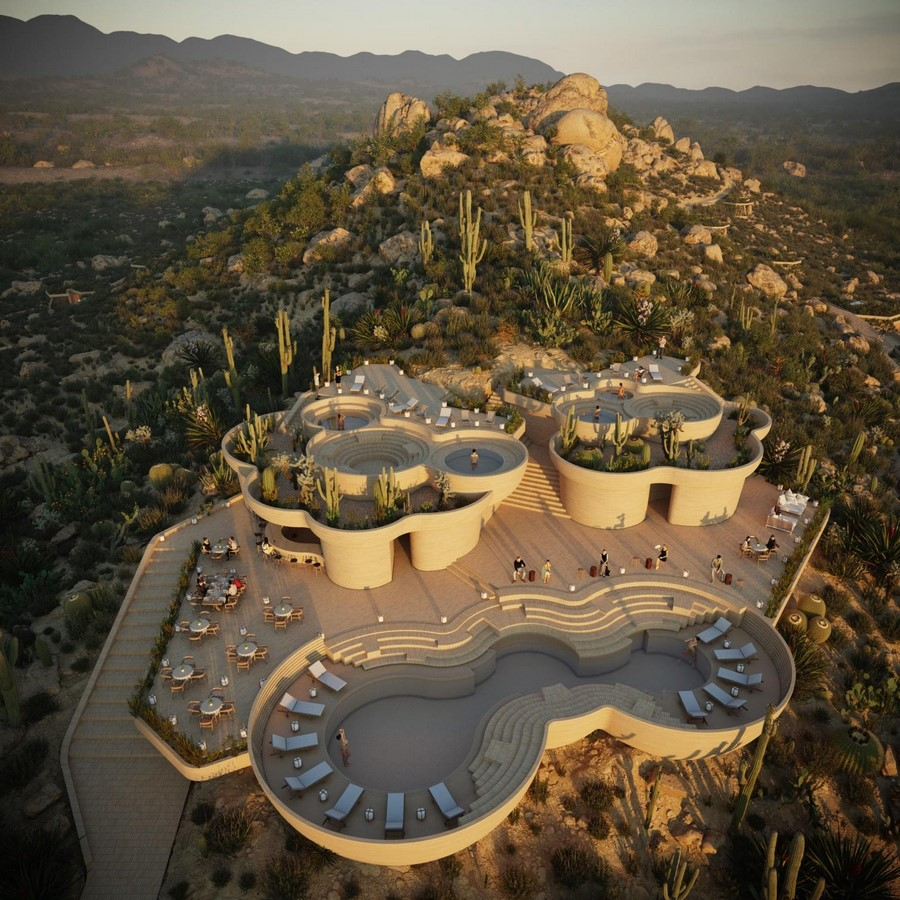 Ummara resort with 28 villas embedded in Mexican hills unveiled by Rojkind Arquitectos - Sheet4