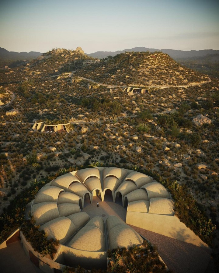 Ummara resort with 28 villas embedded in Mexican hills unveiled by Rojkind Arquitectos - Sheet5