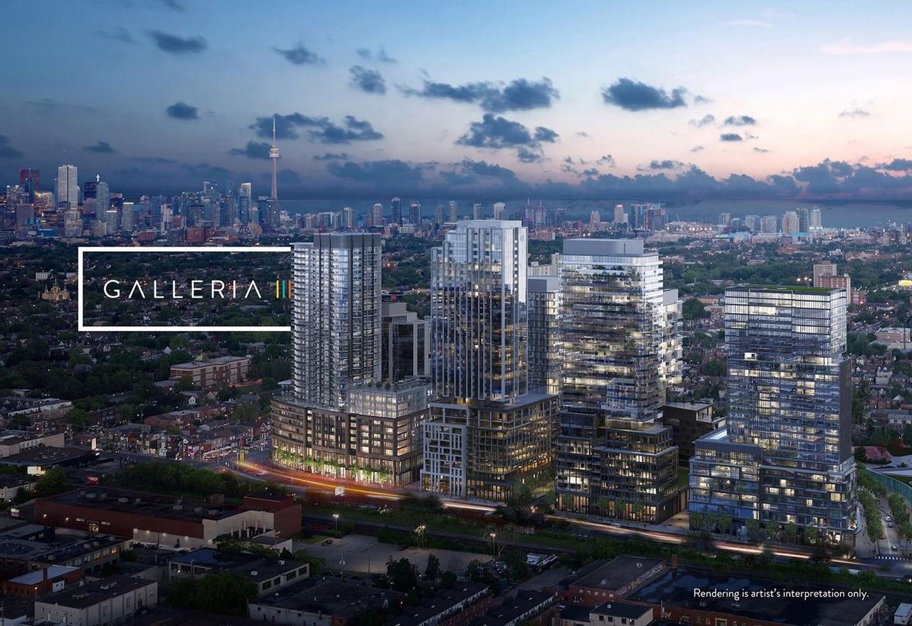 Toronto's Newest Flatiron Building Designed by Hariri Pontarini Architects - Sheet1