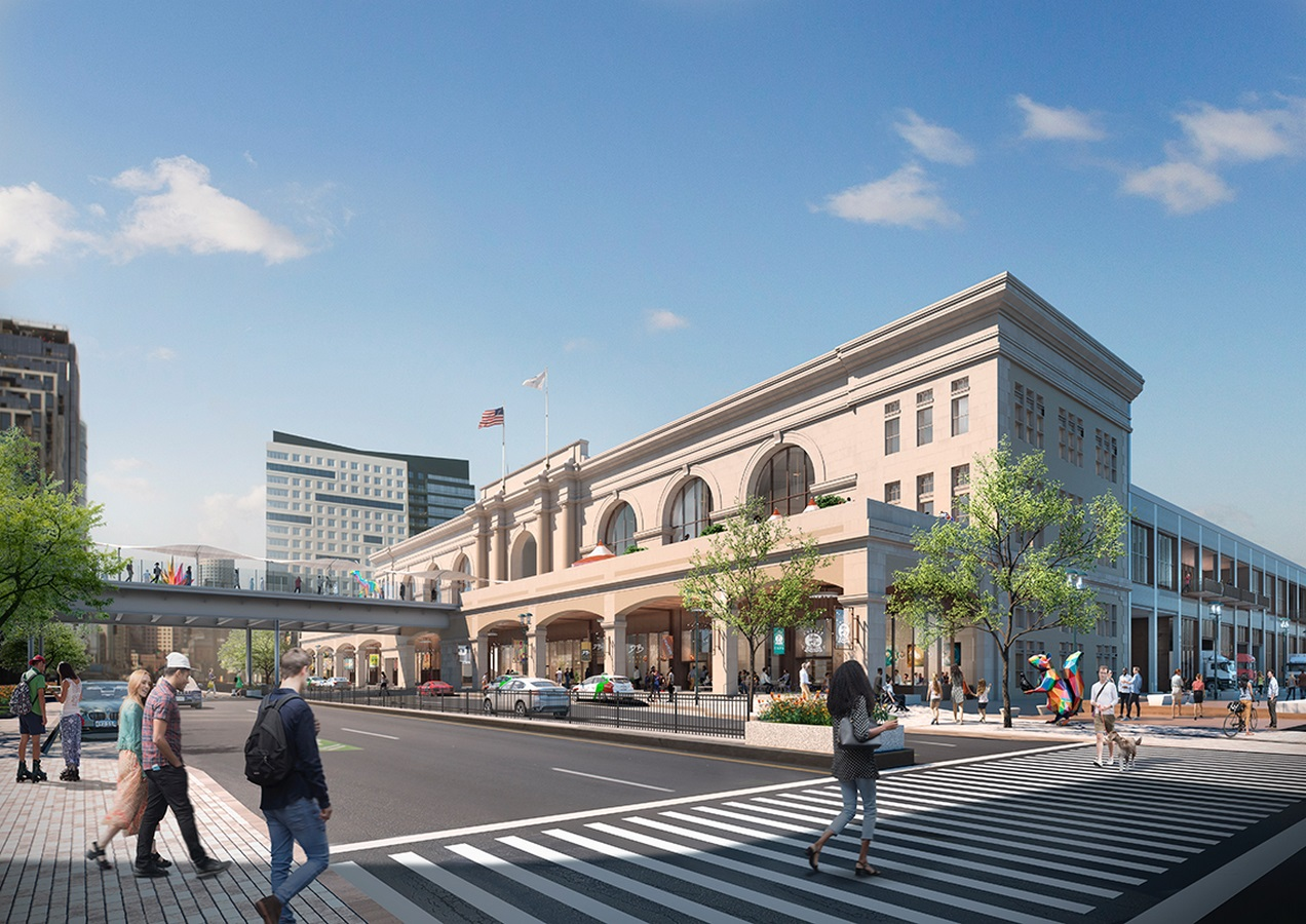 Construction begins on redesigning of Boston's Seaport World Trade Center by Schmidt Hammer Lassen Architects - Sheet6