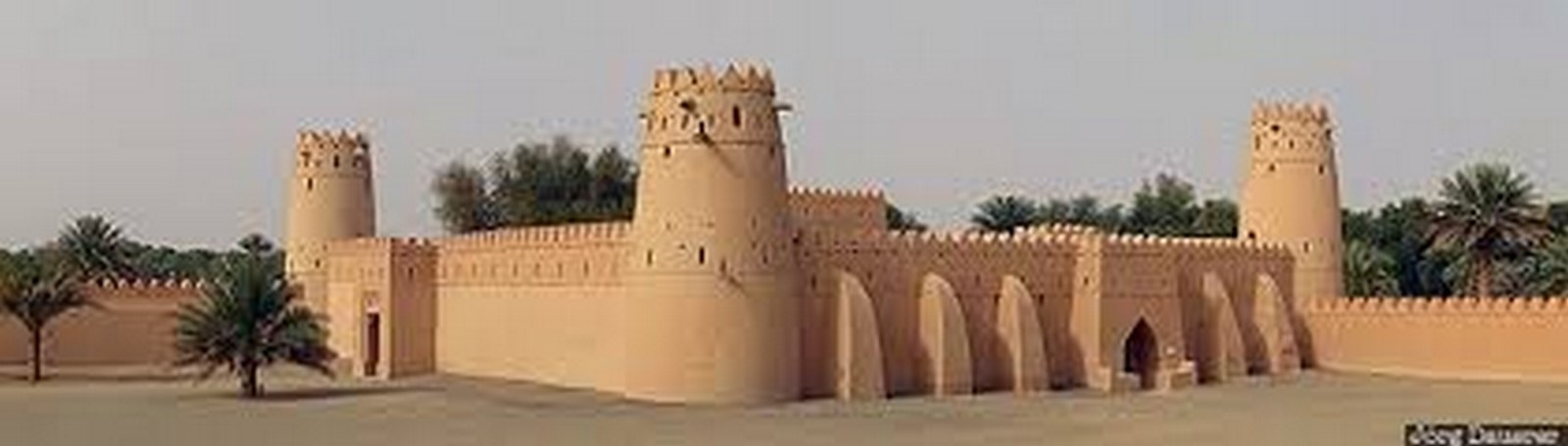 10 Structures that represent the Historical architecture of UAE - Sheet1