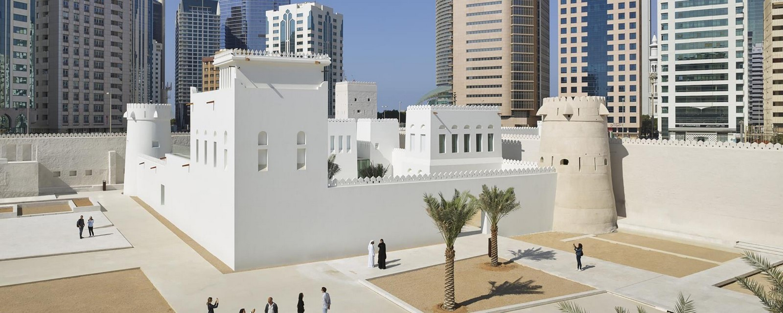 10 Structures that represent the Historical architecture of UAE - Sheet2