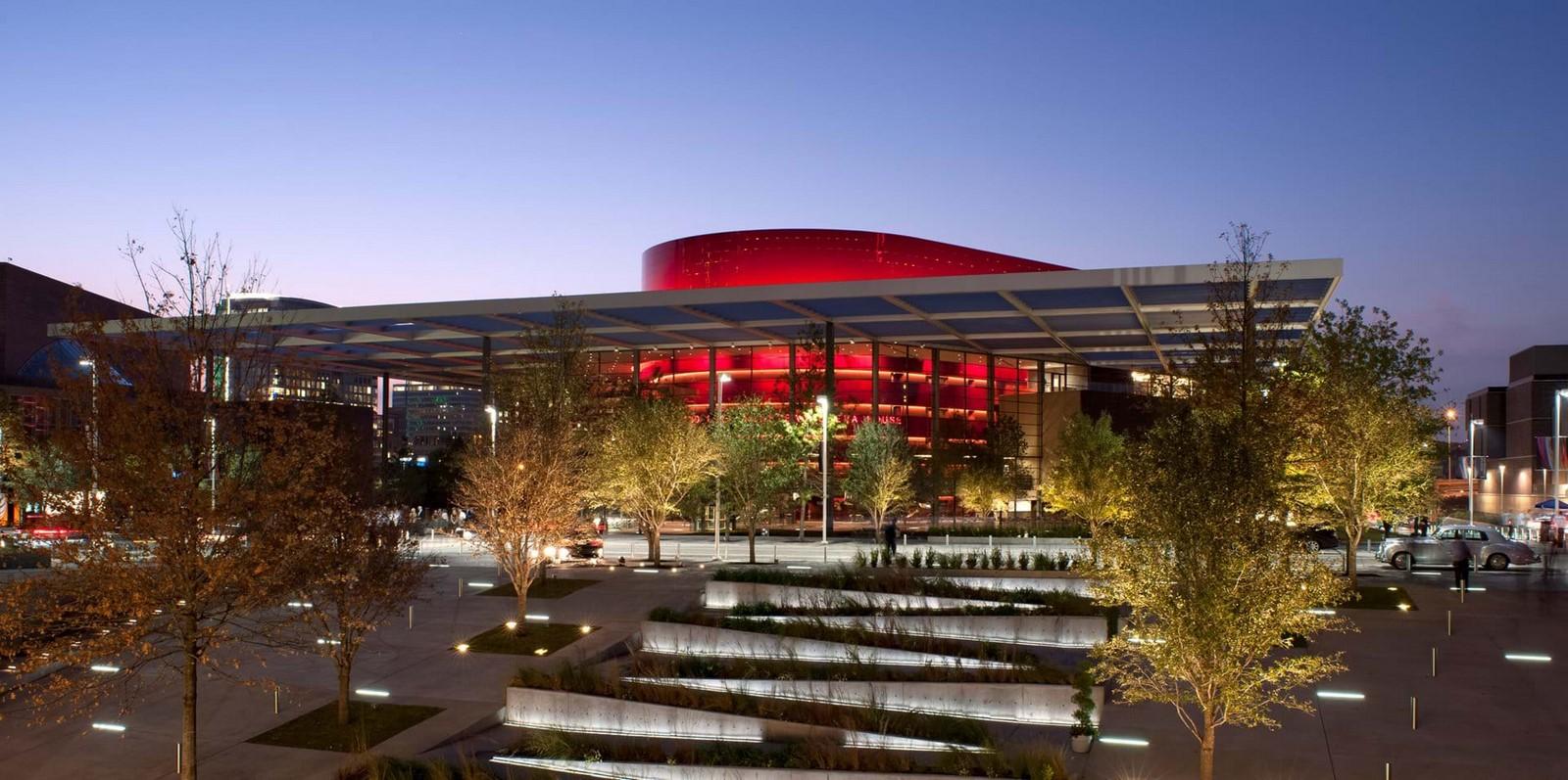Winspear Opera House, Dallas, USA - Sheet1