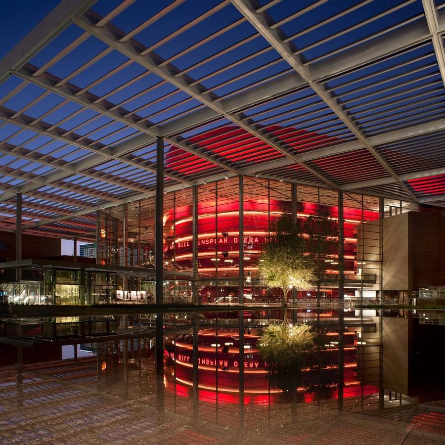 Winspear Opera House, Dallas, USA - Sheet2
