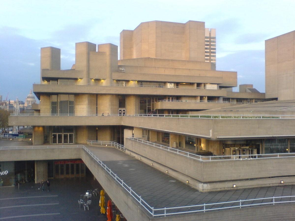Royal National Theatre, London: - Sheet1