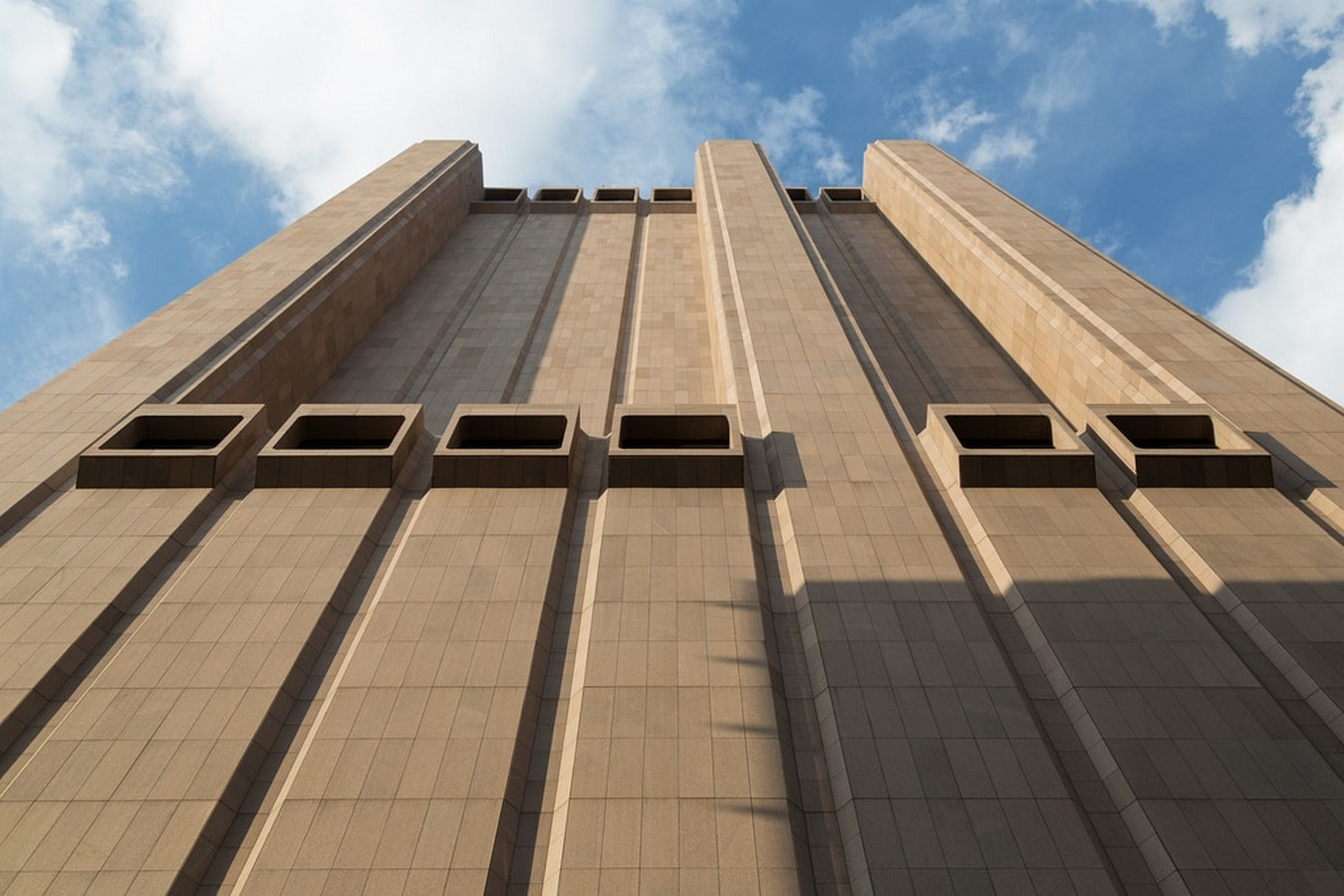 AT & T building, Tribeca: - Sheet2