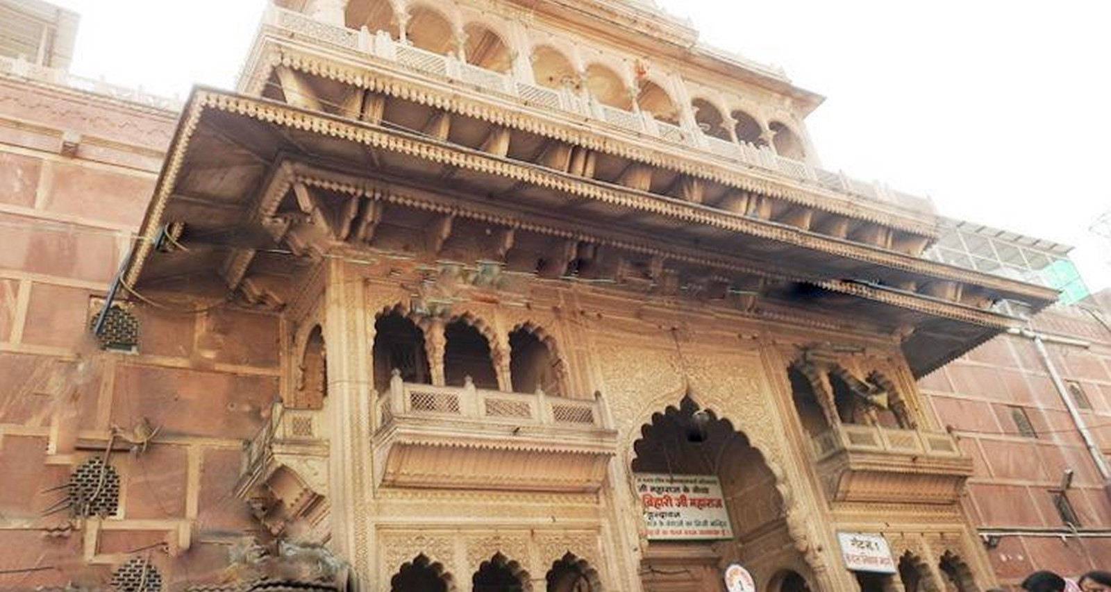Architecture of Indian Cities: Vrindavan- City of widows - Sheet2