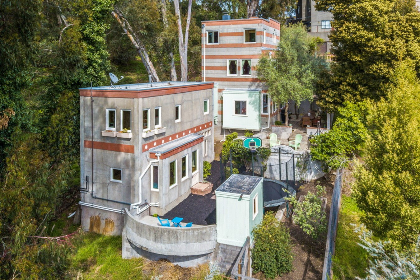 Christopher Alexander -The Sala House, Hillside Avenue, California. - Sheet1