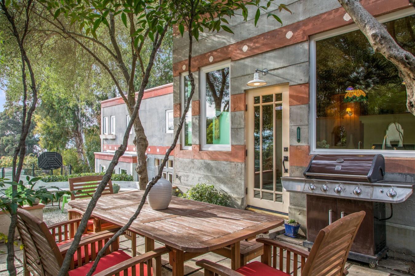 Christopher Alexander -The Sala House, Hillside Avenue, California. - Sheet3