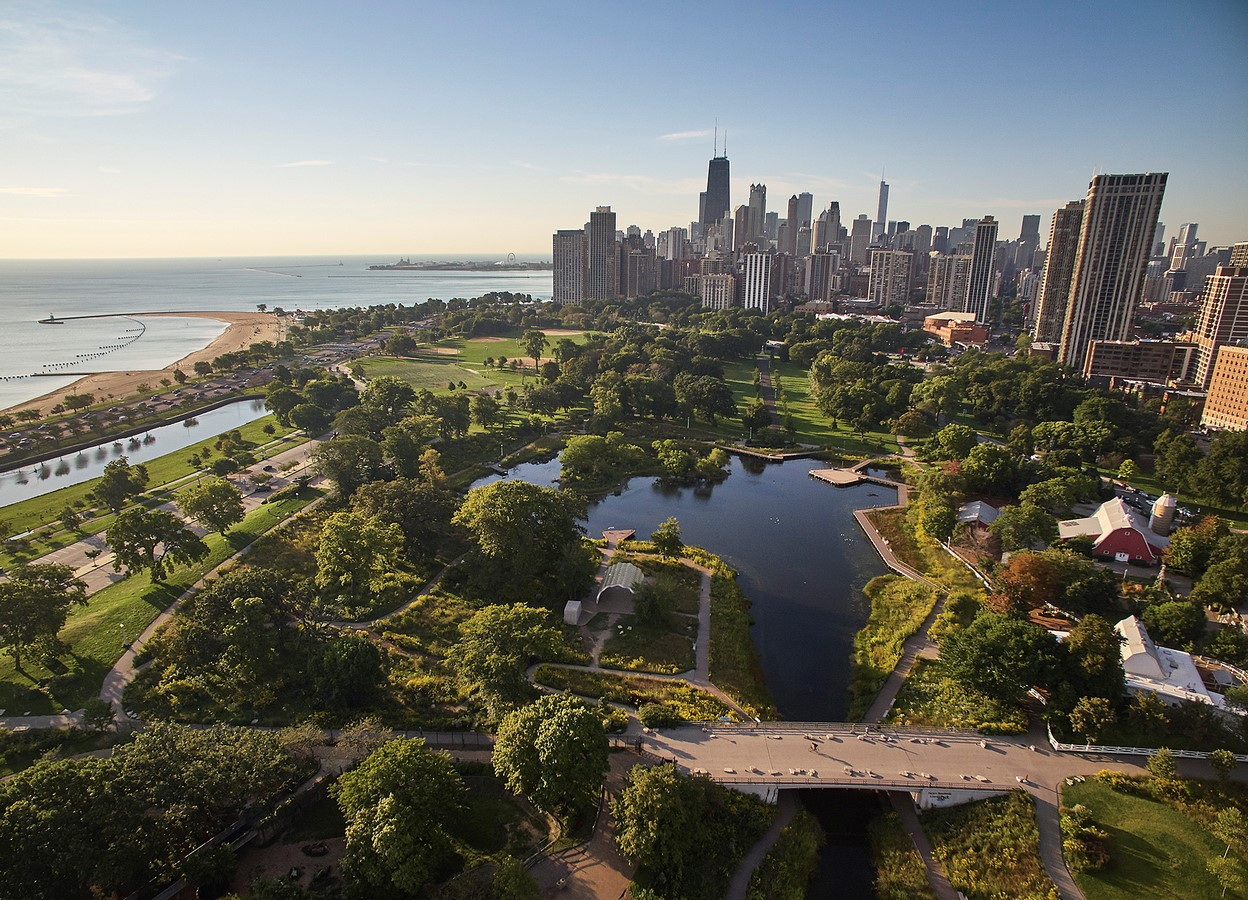Nature Boardwalk at Lincoln Park Zoo by Studio Gang- A model for urban conservation and sustainability - Sheet1