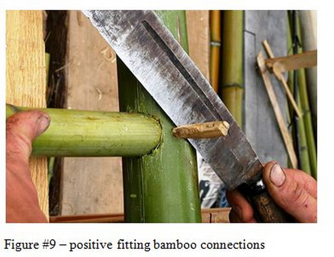 Construction techniques used in Bamboo Architecture - Sheet9