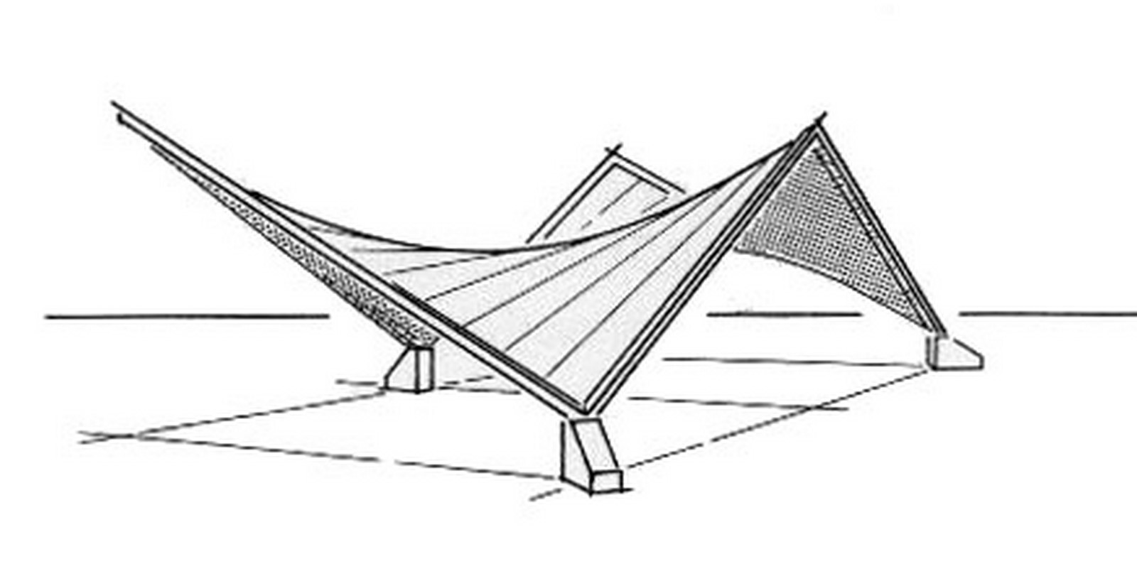What are Hyperbolic paraboloid shells? - Sheet2