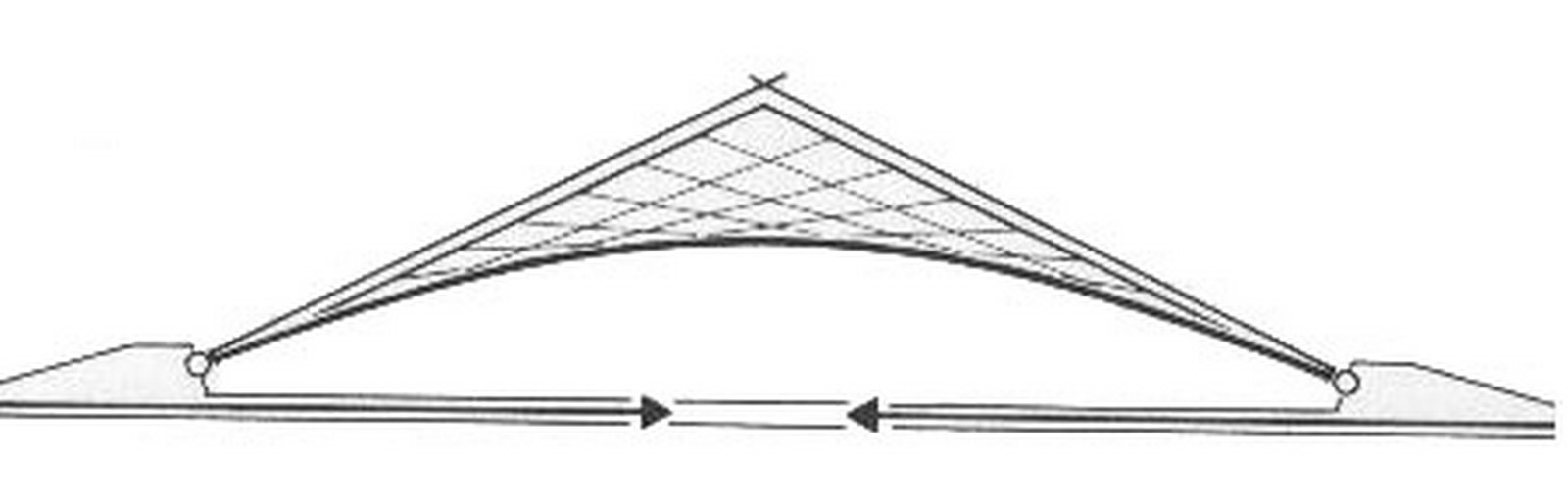 What are Hyperbolic paraboloid shells? - Sheet4