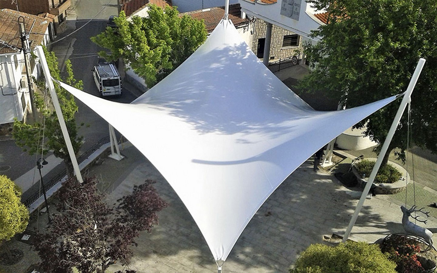 What are Hyperbolic paraboloid shells? - Sheet5