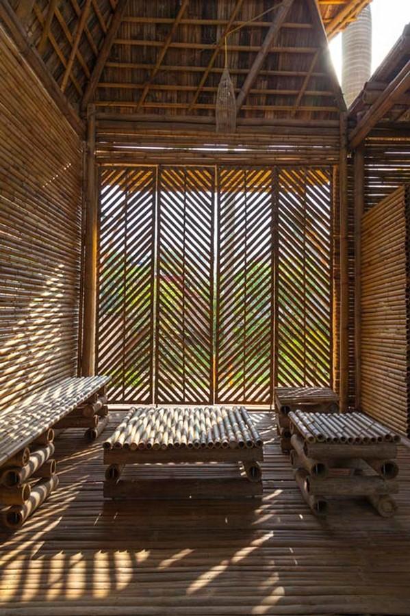 Blooming Bamboo Home - Sheet3