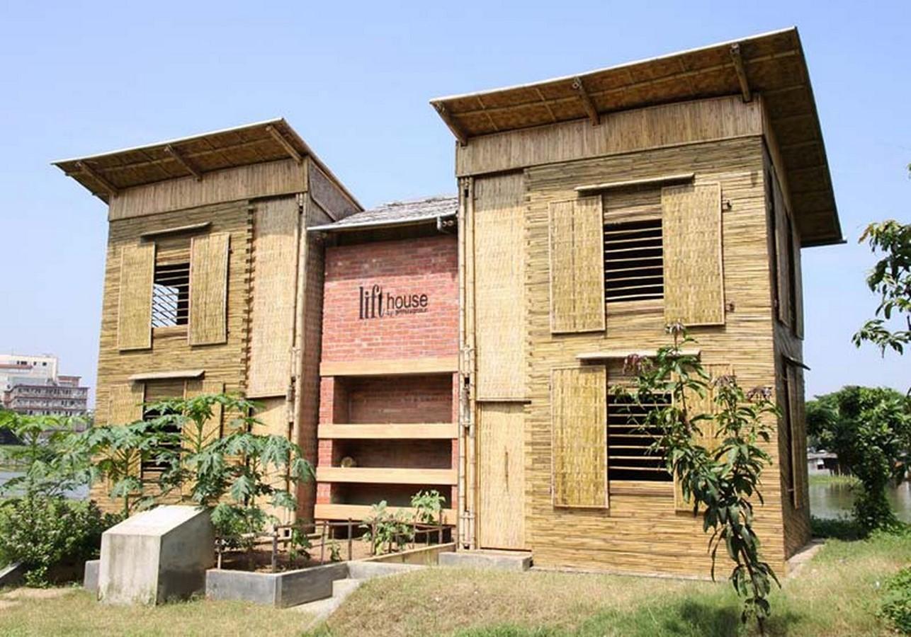 The LIFT House, Dhaka - Sheet1