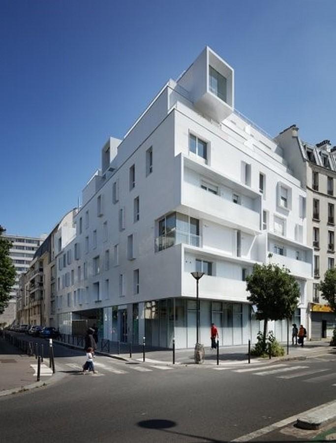 Rue d'Aubervilliers, Paris XIX - Sheet1