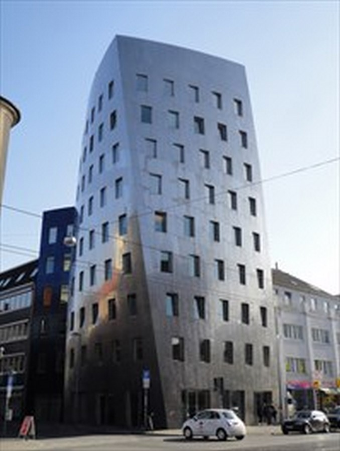 Gehry Tower (Hanover, Germany) - Sheet1