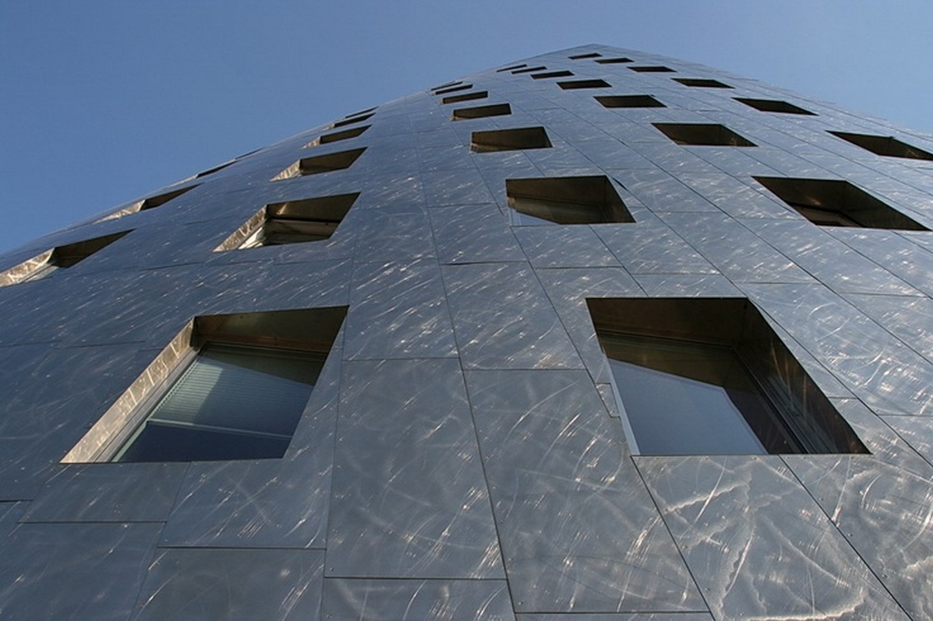 Gehry Tower (Hanover, Germany) - Sheet2