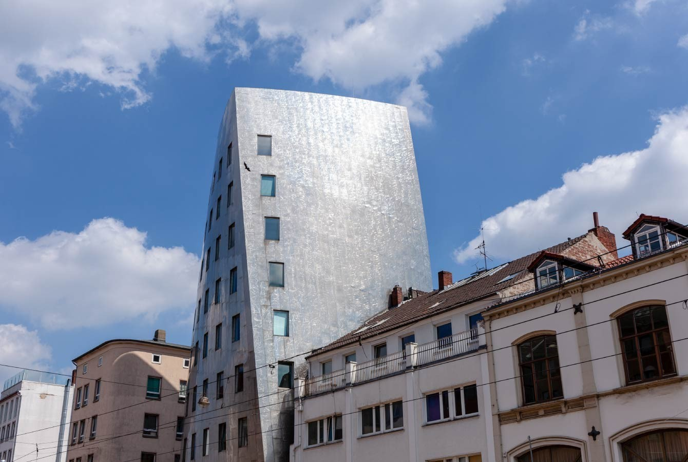 Gehry Tower (Hanover, Germany) - Sheet3