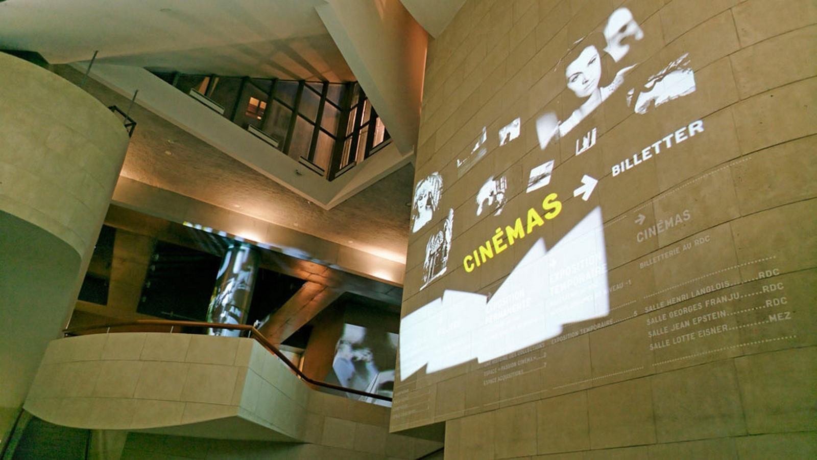 Cinémathèque Française (Paris,France) - Sheet2