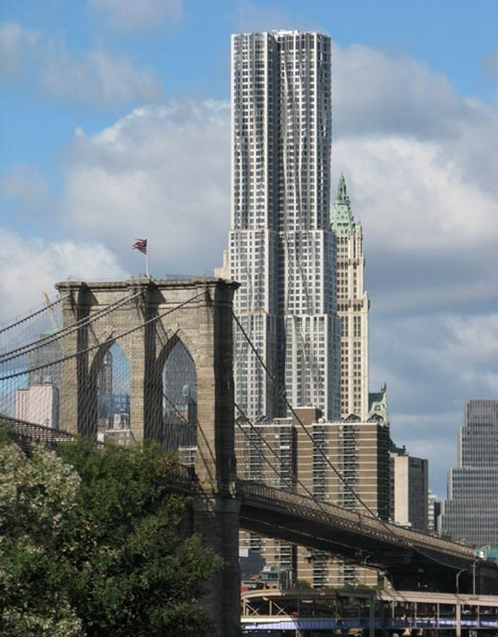 New York by Gehry (New York City, New York) - Sheet1