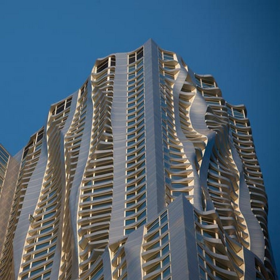 New York by Gehry (New York City, New York) - Sheet2