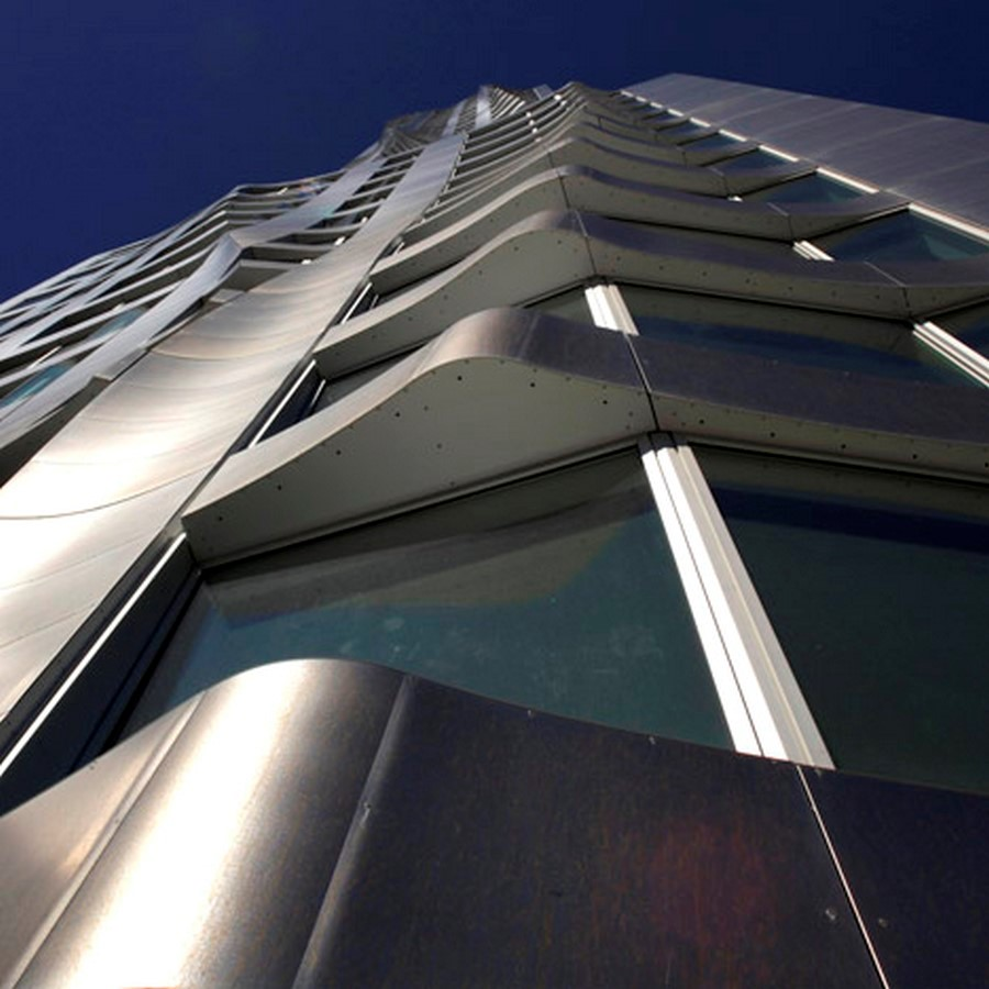 New York by Gehry (New York City, New York) - Sheet3
