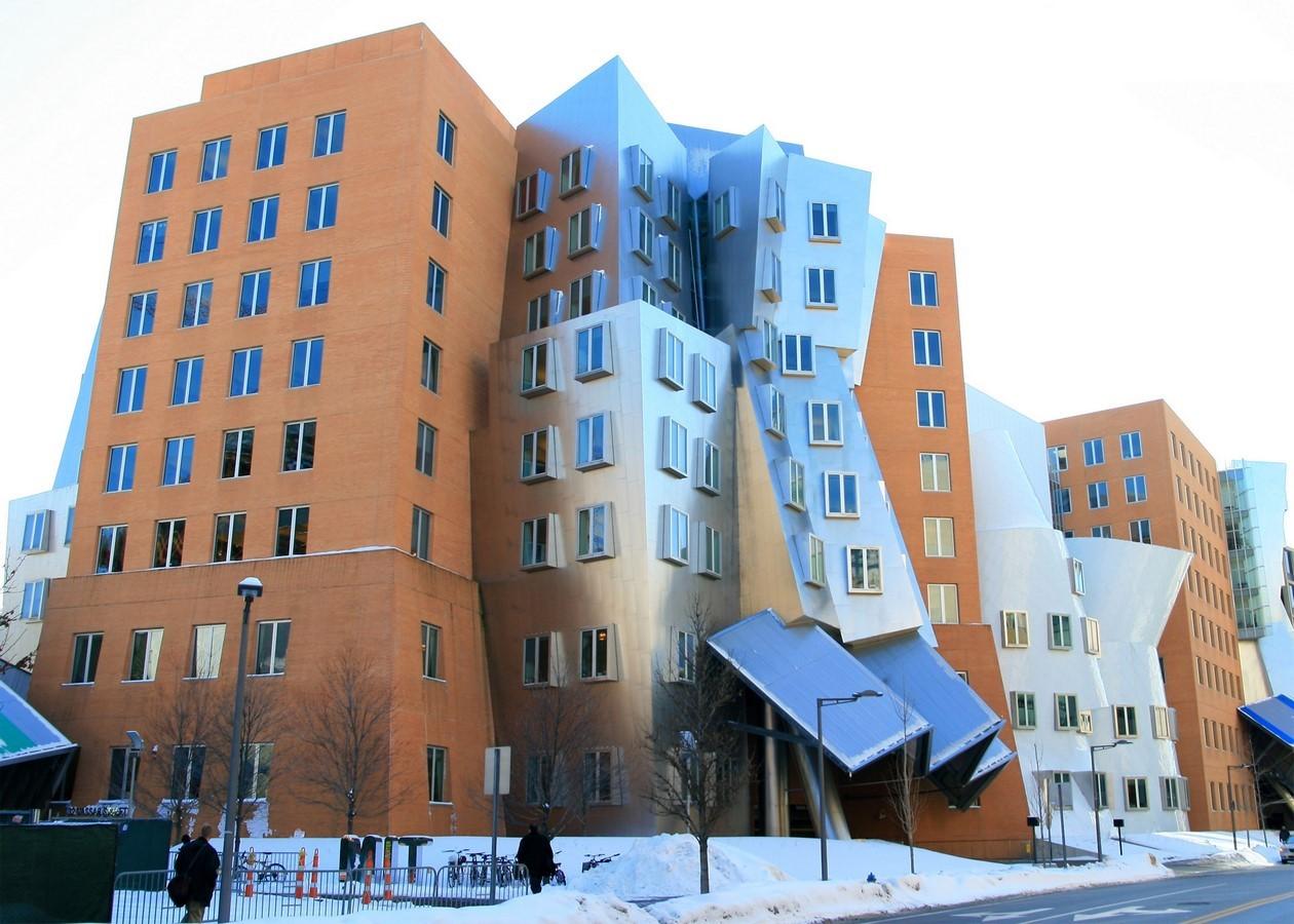Stata Center (Cambridge, Massachusetts) - Sheet1