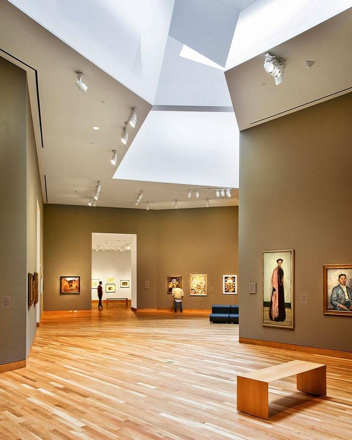 Weisman Art Museum (Minneapolis, Minnesota) - Sheet2