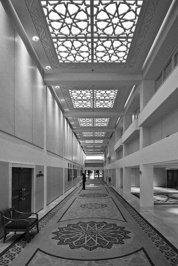 Kuwait National Assembly Building by Jørn Utzon: Architecture inspired from Bazaars - Sheet5
