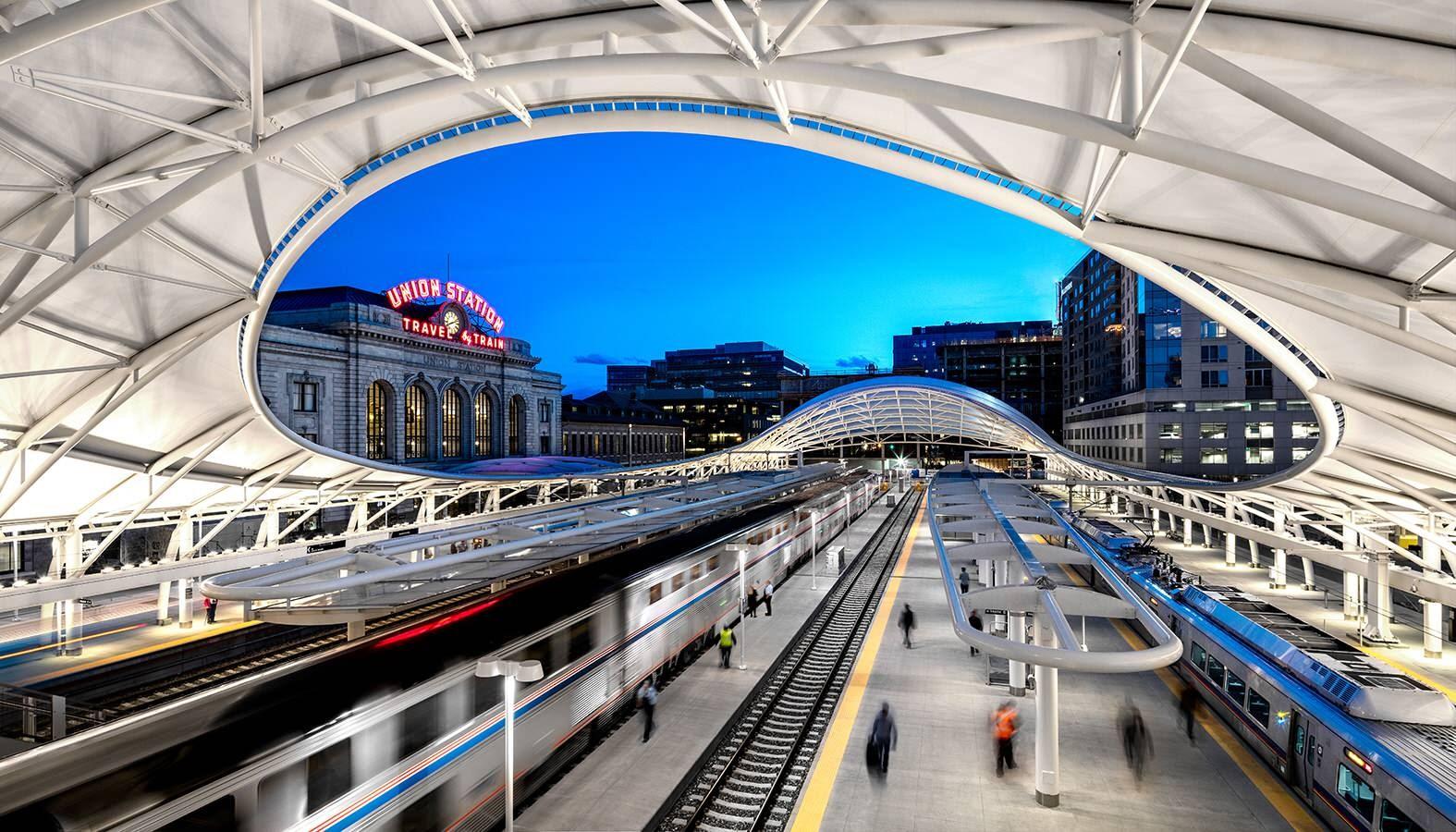Denver Union Station (DUS) By SOM (2014): Beaux Arts masterpiece - Sheet2