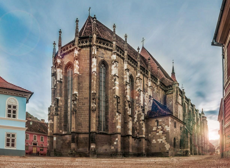 Black Church of Brasov - Sheet1